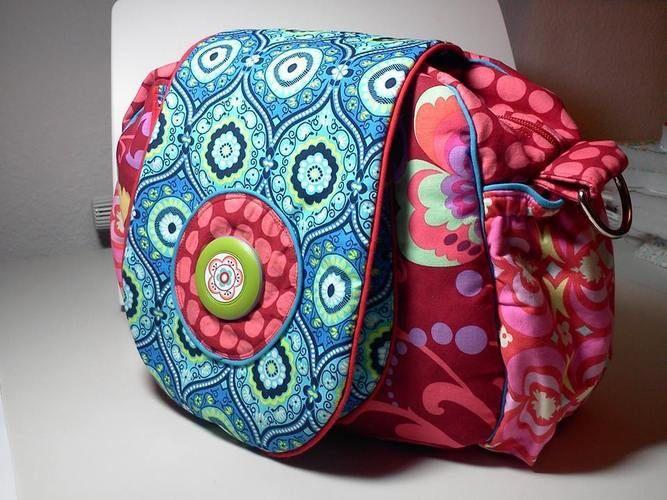 Makerist - Tasche - Nähprojekte - 1