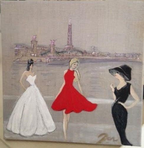 Makerist - le défilé des parisiennes - Autres créations - 1