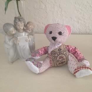 Makerist - oursons patchwork décoration - 1