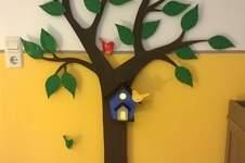 Makerist - Wanddekoration Baum fürs Kinderzimmer mit Nachtlicht - 1