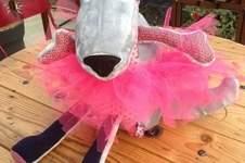 Makerist - Louloute ma louve doudou pou ma fille - 1