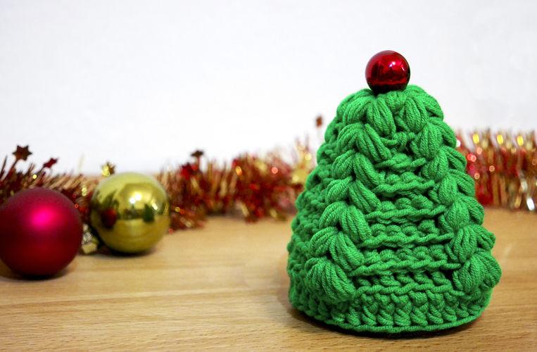 Makerist - Weihnachtsbaum in 10 Minuten - Häkelprojekte - 2