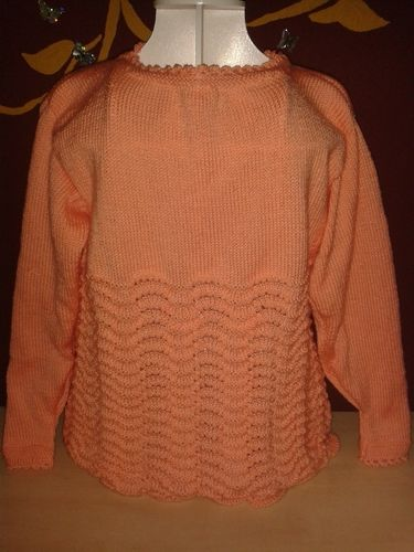 Makerist - Pulli - Strickprojekte - 1