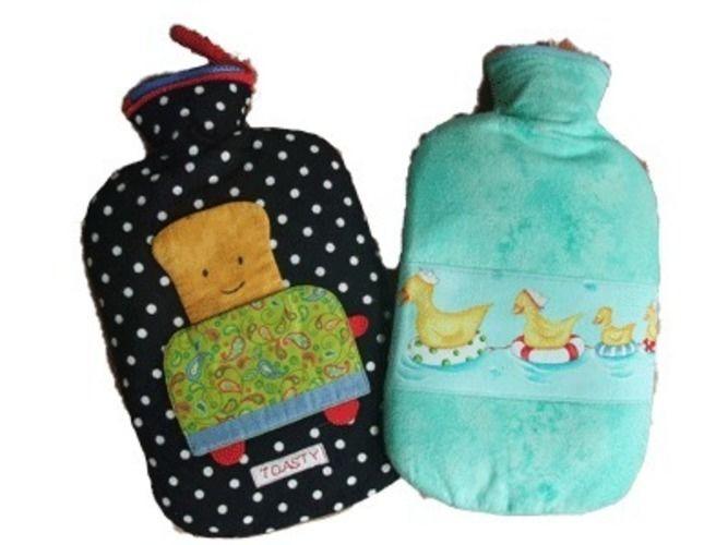 Makerist - Wärmflaschenbezug - Nähprojekte - 1