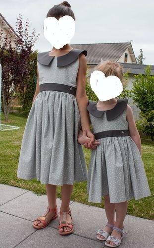 Makerist - Robe Etoiles pour mes étoiles - Créations de couture - 1