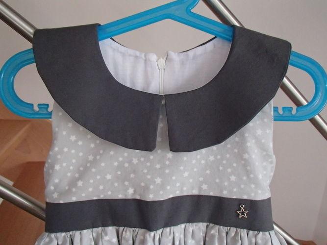 Makerist - Robe Etoiles pour mes étoiles - Créations de couture - 2