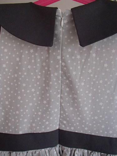 Makerist - Robe Etoiles pour mes étoiles - Créations de couture - 3
