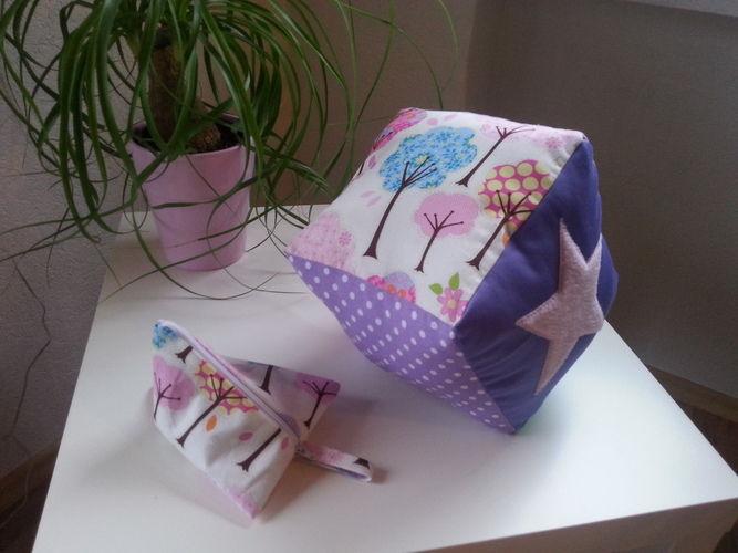 Makerist - Schnullertäschchen und Spielwürfel - Nähprojekte - 1
