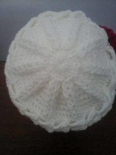 Makerist - BERET FEMME TRES CHIC - Créations de crochet - 3