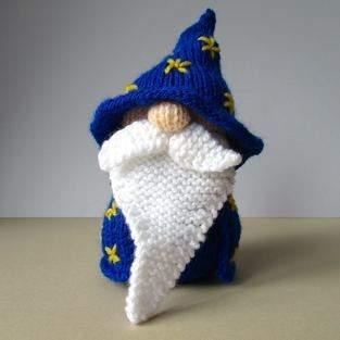 Makerist - Grumble-Snuff the Wizard - 1