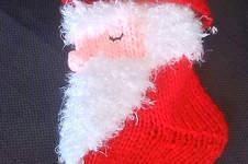 Makerist - Nikolaussocke zum Befüllen - 1