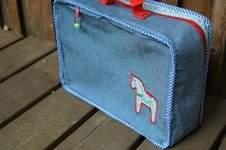 Makerist - Kinderkoffer ARA von Frau Scheider schneidert - 1