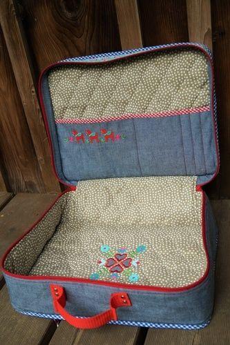 Makerist - Kinderkoffer ARA von Frau Scheider schneidert - Nähprojekte - 3