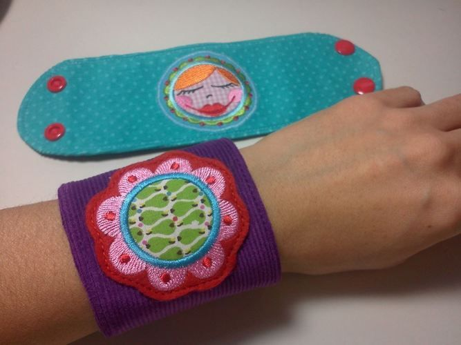 Makerist - Armband - Nähprojekte - 1