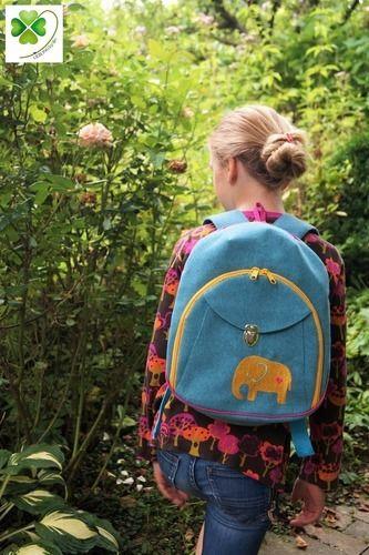 Makerist - Cuberland Backpack Sew Sweetness - Nähprojekte - 1