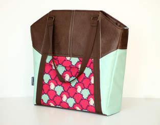 """Makerist - Tasche """"Lexa"""" von Hansedelli - 1"""