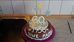 Makerist - Torte zum 60.igsten - 1