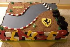 Makerist - Ferrari-Torte - 1