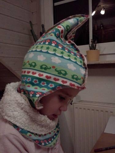 Makerist - Mütze und Halssocke - Nähprojekte - 1