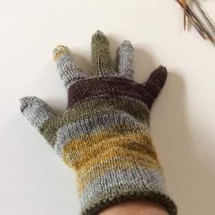 Makerist - Mein erster Fingerhandschuh - 1