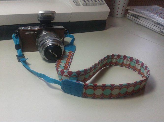 Makerist - Kameraband - Nähprojekte - 1