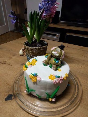 Makerist - Oster-Torte - Torten, Cake Pops und Cupcakes - 1
