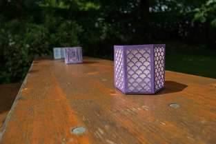 Makerist - Windlichter aus Papier - 1