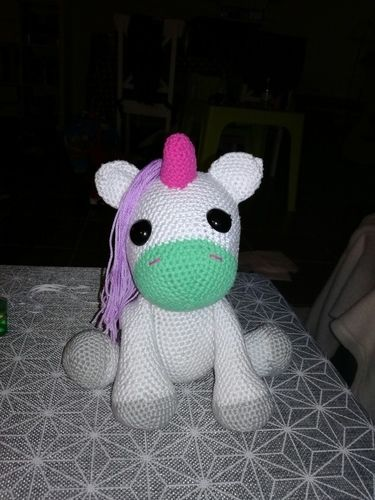 Makerist - Licorne - Créations de crochet - 1