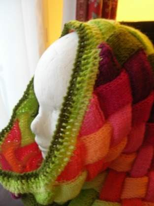 "Makerist - Mon snood ""VITAMINE"" - 1"