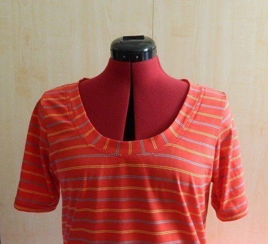 Makerist - Une robe tee-shirt pour Fred - Créations de couture - 2