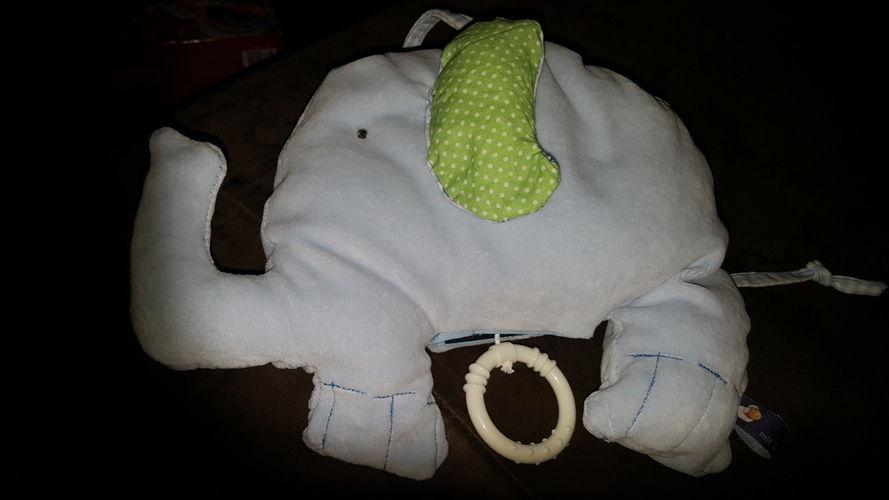 Makerist - Spieluhr Elefant Weißt du wieviel Sternlein stehen - Nähprojekte - 2