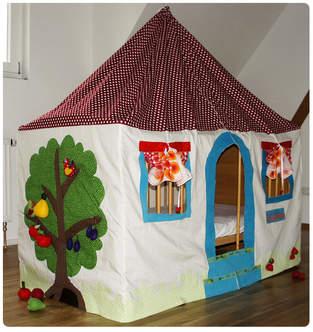 Makerist - Spielhaus und Betthimmel - 1