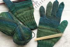 Makerist - Fingerhandschuhe Nr.1 - 1