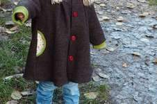 Makerist - Der 'Gretchen'-Mantel von Madame Jordan aus Wollwalk  - 1