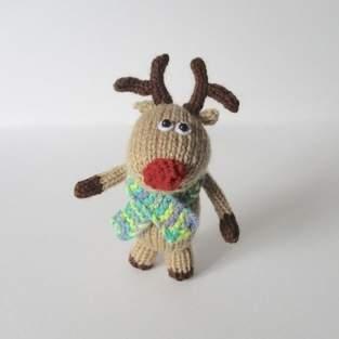 Makerist - Dinky Reindeer - 1