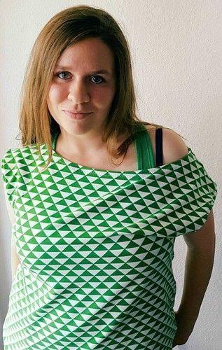 Makerist - 20- Minuten- Shirt von muckelie - Nähprojekte - 1