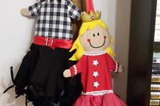 Makerist - Adventskalender Prinzessin und Pirat  - 1