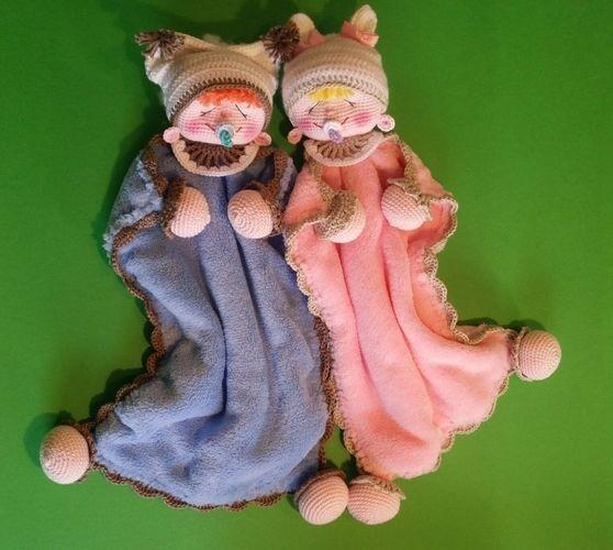 Makerist - Amigurumi Kuschelweiche Babys  - Häkelprojekte - 1