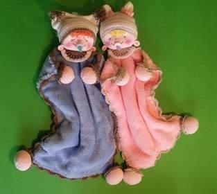 Amigurumi Kuschelweiche Babys