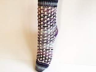 "Makerist - Socken ""Stephie"" - 1"