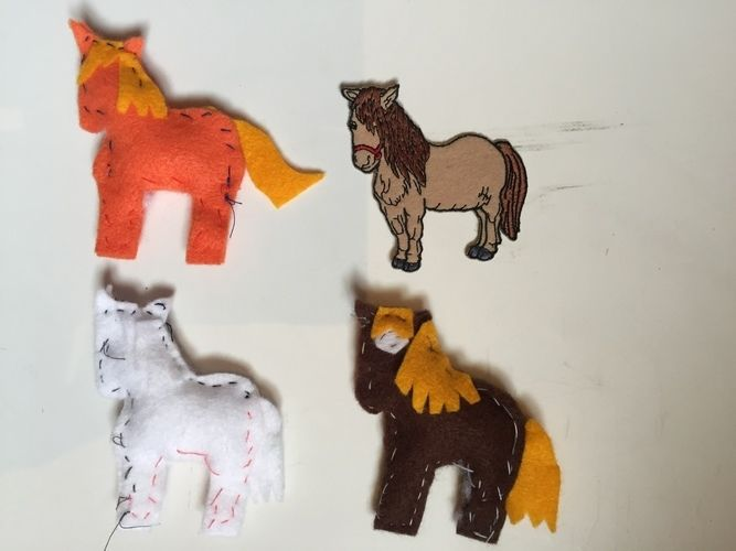 Makerist - Näh-Projekte für Kinder - Filzprojekte - 1