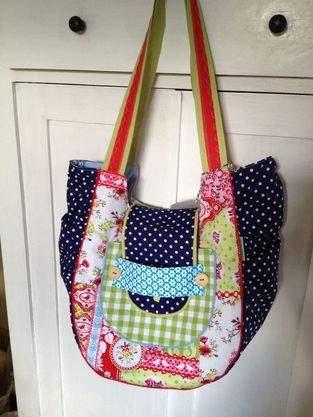 Makerist - Big Beach Bag - 1