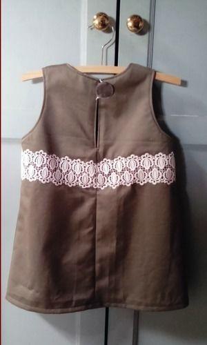 Makerist - Mini Shift Dress with lace trim - Sewing Showcase - 2