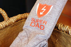 Makerist - Ofenhandschuh Super Dad Frederick - 1