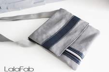 Makerist - Die Umhängetasche Cosy als Männertasche - 1