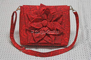 Makerist - Flower Clutch - 1