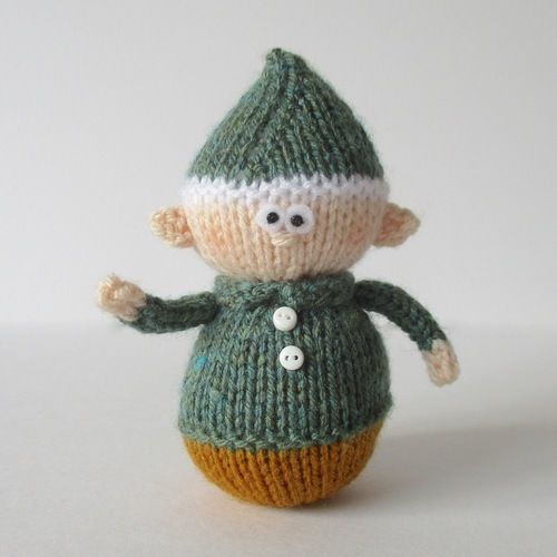 Makerist - Little Pixies - Knitting Showcase - 1