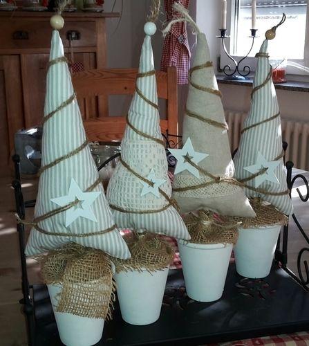 Makerist - Weihnachtsbäume - Nähprojekte - 1