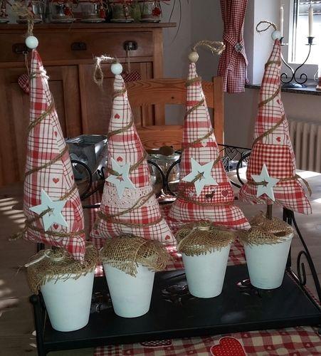 Makerist - Weihnachtsbäume - Nähprojekte - 2