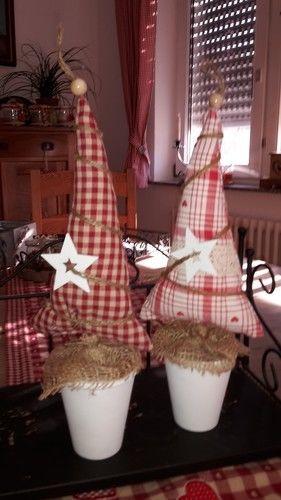 Makerist - Weihnachtsbäume - Nähprojekte - 3
